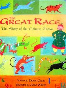 The Great Race, Story Chinese Zodiac