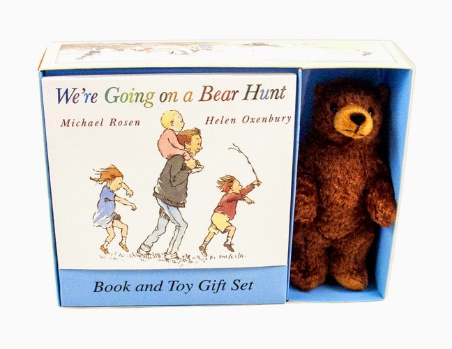 bear-hunt-book-set