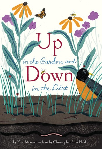 Up in the Garden and Down in the Dirt | Flowering Minds