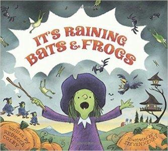 raining bats