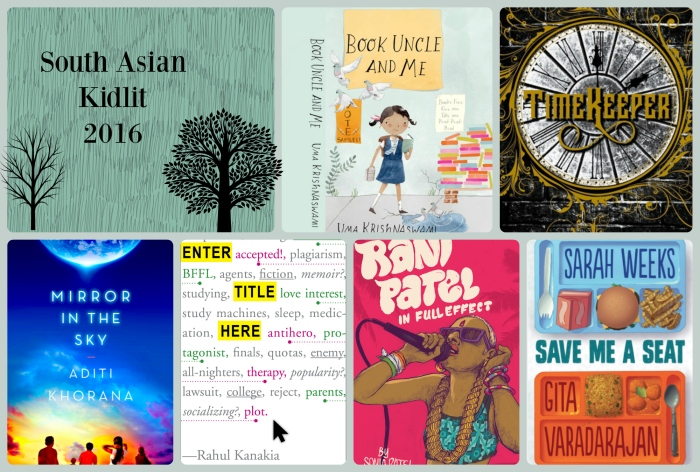South Asian Kidlit 2016